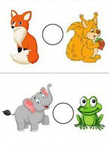 preschool and kindergarten math comparisons,