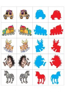 preschool shadow matching cards (1)