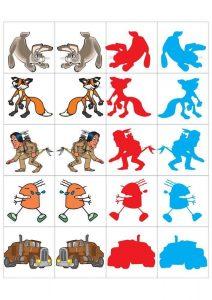 preschool shadow matching cards (3)