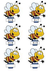 primary school addition subtraction activities