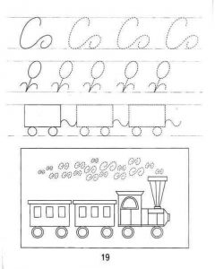 printable free practice sheets for children 2