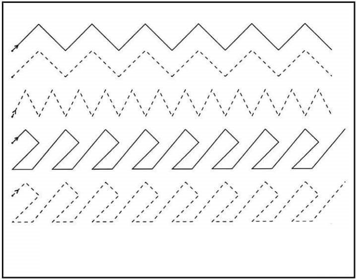 Printable Free Practice Sheets For Kindergarten 2