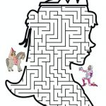 Maze worksheets
