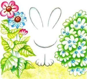 rabbit pre writing activities