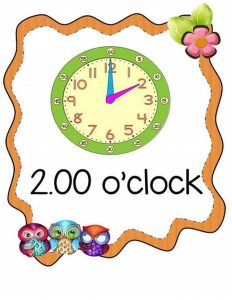 telling time worksheets (1)