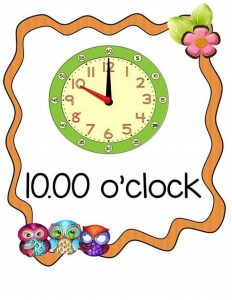 telling time worksheets and activities (2)