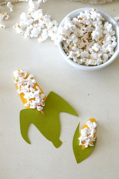 things to do with popcorn fun