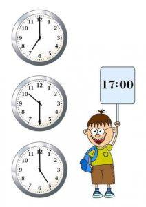 time worksheets (1)