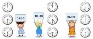 time worksheets (2)