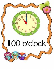what time is it exercises worksheets (1)