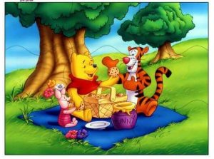 winnie pooh puzzle for kids