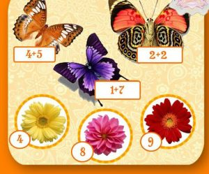 butterfly-addition-sheet-1
