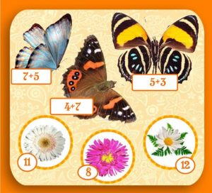 butterfly-addition-sheet-2