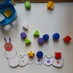 Activities to learn shapes for toddlers