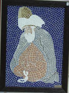 Mosaic MEVLANA  craft