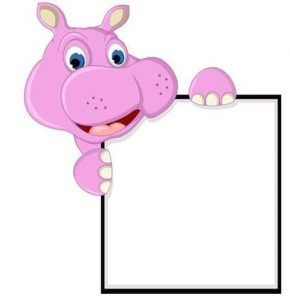 Name tag template with animals (17)