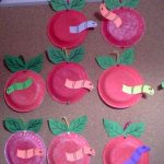 Paper plate bulletin board ideas