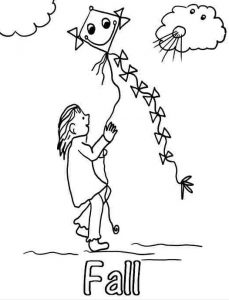 autumn-kite-coloring-page