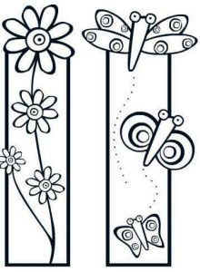 bookmark coloring pages (12)