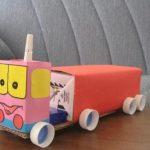 Boxes craft idea for preschool