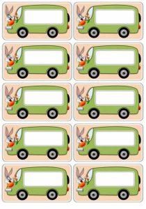 bugs bunny name tag template (13)