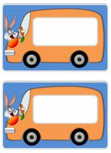 bugs bunny name tag template (5)