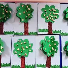 bulletin-board-tree-crafts