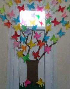 butterfly-door-decorations