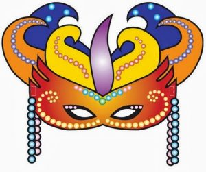 carnaval-mask-template