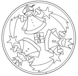 christmas mandalas coloring (16)