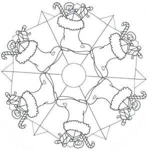 christmas mandalas coloring (20)