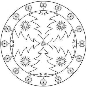 christmas mandalas coloring (7)