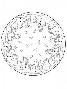 christmas mandalas coloring (8)