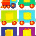 Smart train:colors and shapes