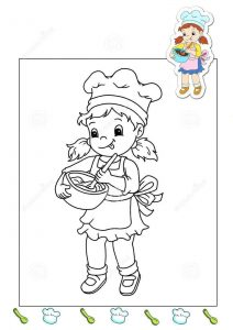 cook-coloring-page