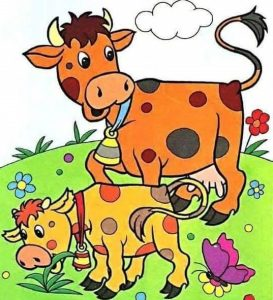 cow-and-baby-coloring-page-1