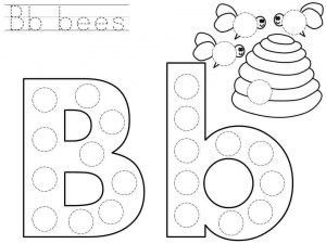 do-a-dot-letter-b-printable