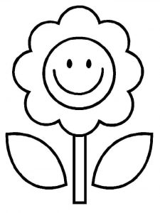 flowers-coloring-page-for-kids-4