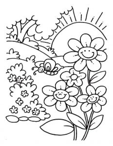flowers-coloring-page-for-kids-8
