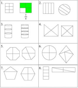 fraction worksheet for kids (1)