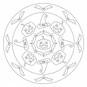 free-halloween-mandala-coloring-pages