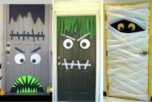 halloween-door-activities