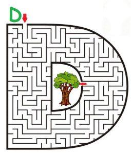 letter D maze (2)
