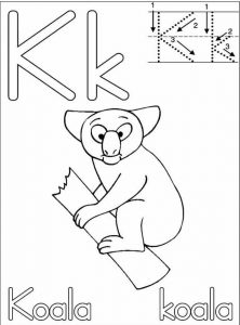 letter-k-handwriting-worksheets