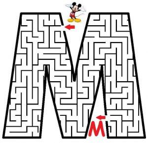 letter M maze (2)