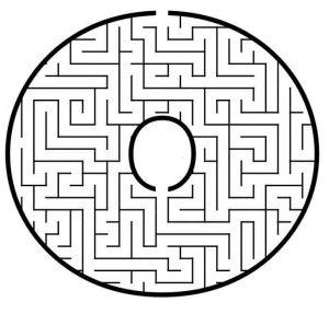 letter O maze (1)