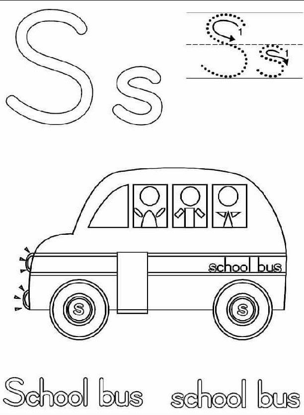 lettershandwritingworksheetsforpreschool funnycrafts – Letter S Worksheets for Preschool