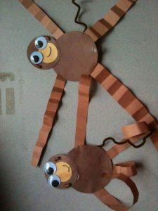 monkey-paper-crafts