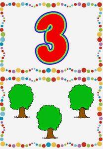 number-3-card