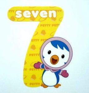 number-seven-pororo-printables